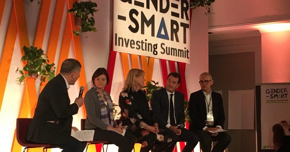 Gender smart investing summit speakers