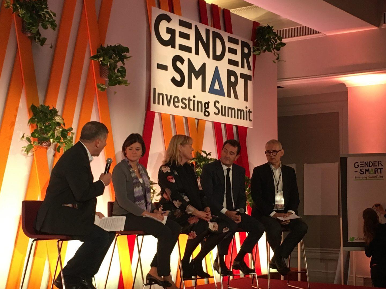 Gender smart investing summit speakers